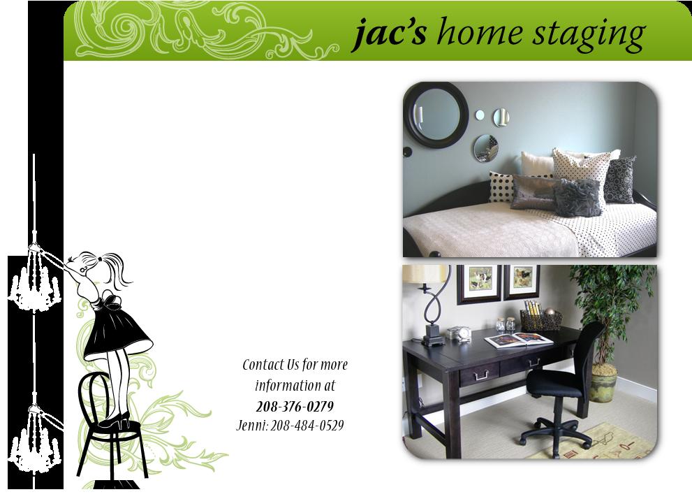 jac 39 s home staging boise id. Black Bedroom Furniture Sets. Home Design Ideas